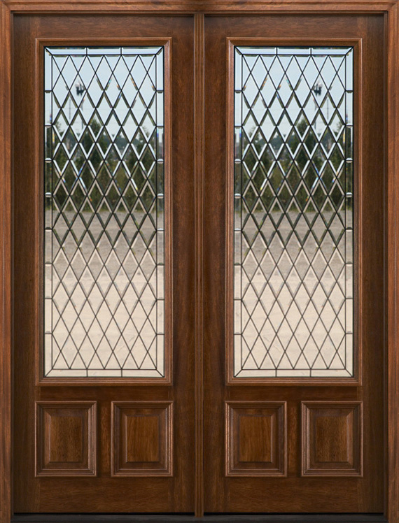 1 Lite Chateau Patio Doors French Doors