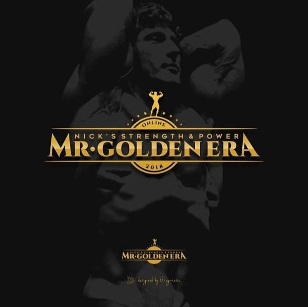 Mr Golden Era 2018