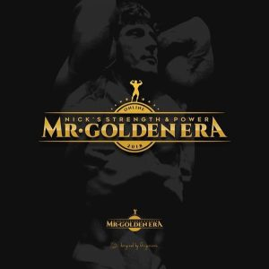 Mr Golden Era 2018