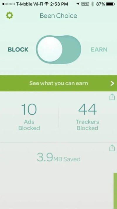 been choice ad blocker ios app