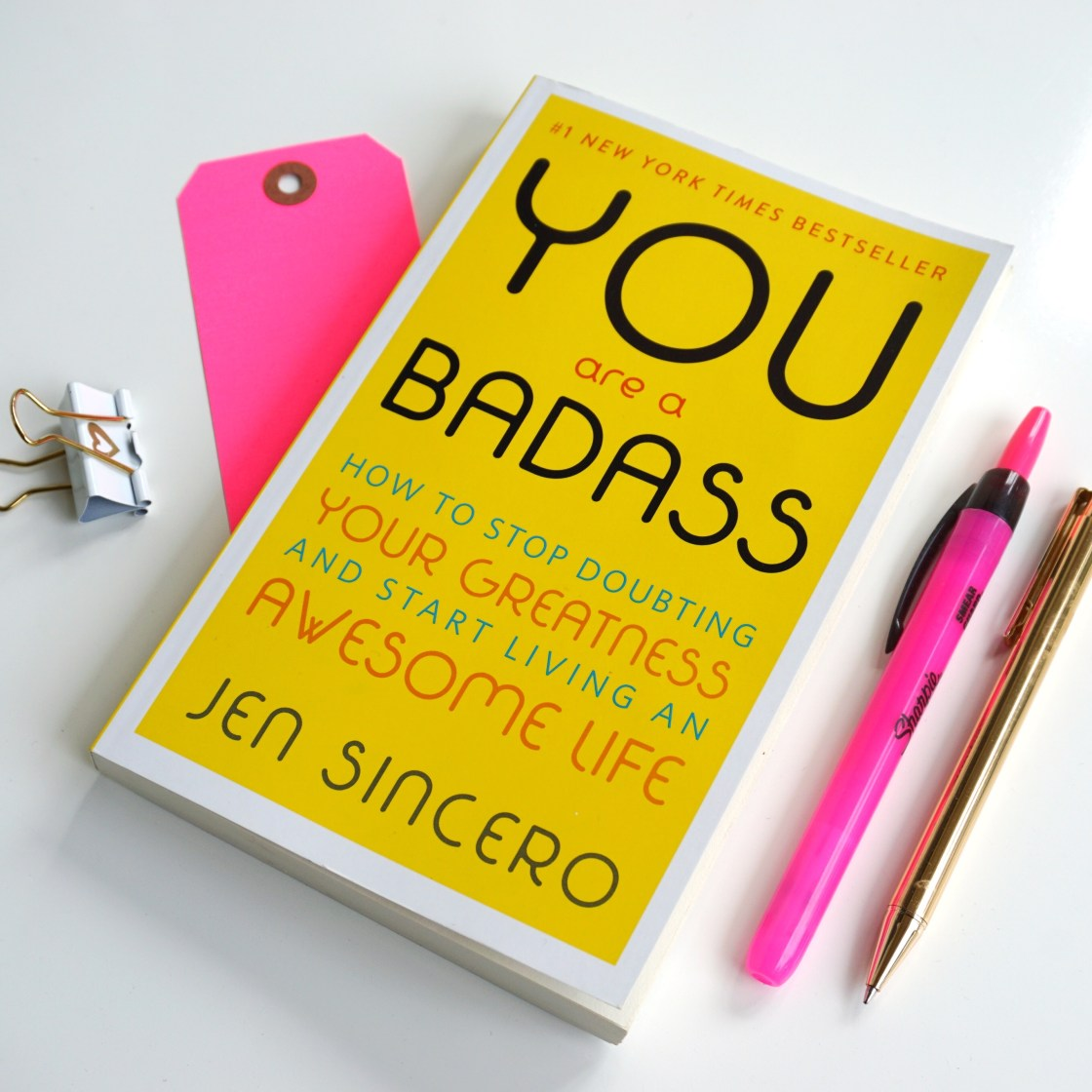You Are a Badass by Jen Sincero | Book Review