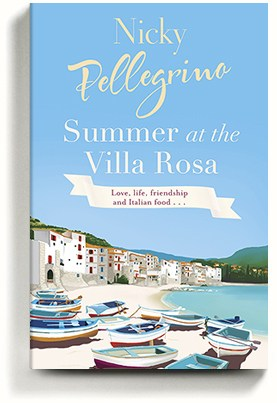 Summer at the Villa Rosa, novel by Nicky Pellegrino