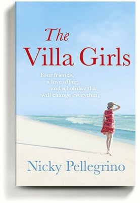 The Villa Girls, novel by Nicky Pellegrino