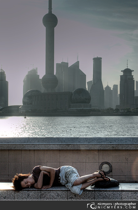 Blog Action Day Urban Poverty in China