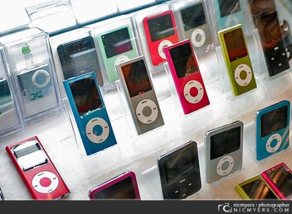 Fake iPods