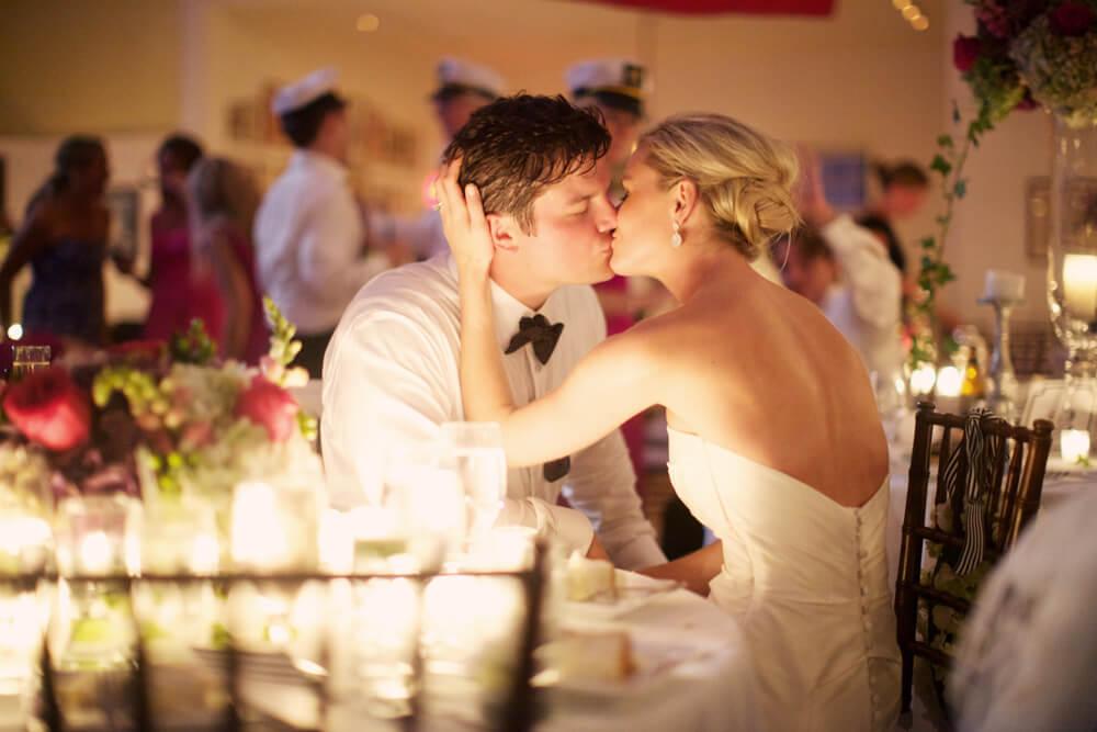 Chic Fuschia Nantucket Wedding Nico Amp Lala