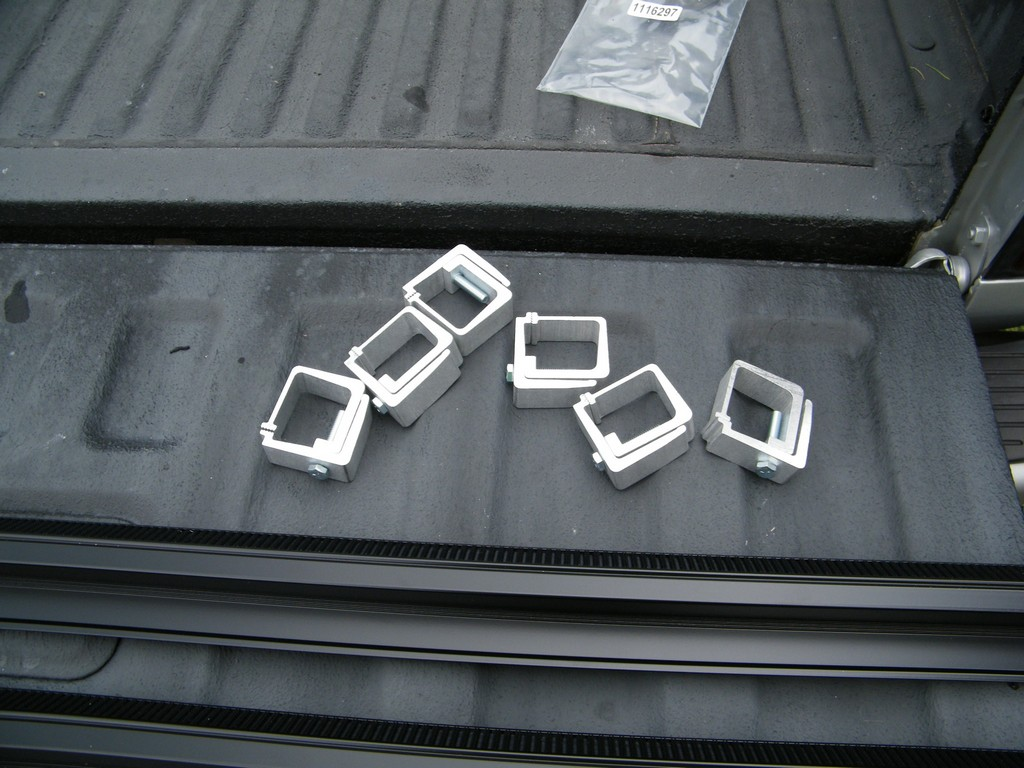 Installing A Truxedo Truxport Tonneau Cover On A Nissan