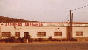 NICO Jamones 1966 Primeras instalaciones en Luciana