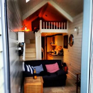 Shaldon Beach Hut No.1