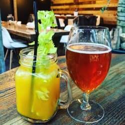 Drinks at Ethos - Spitalfields