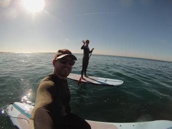Selfie SUP!
