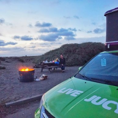 Morro Strand State Beach Campground