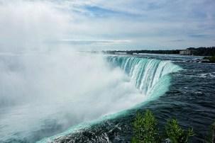 Niagara Falls, Canada.