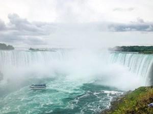 Niagara Falls Boat Tour.