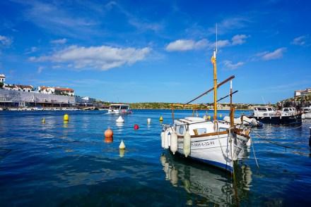 Cales Fonts, Menorca
