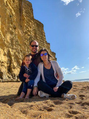 West Beach, Dorset