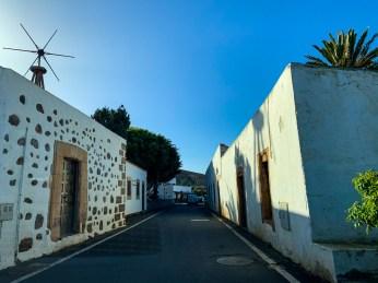 Mountain village in Fuerteventura