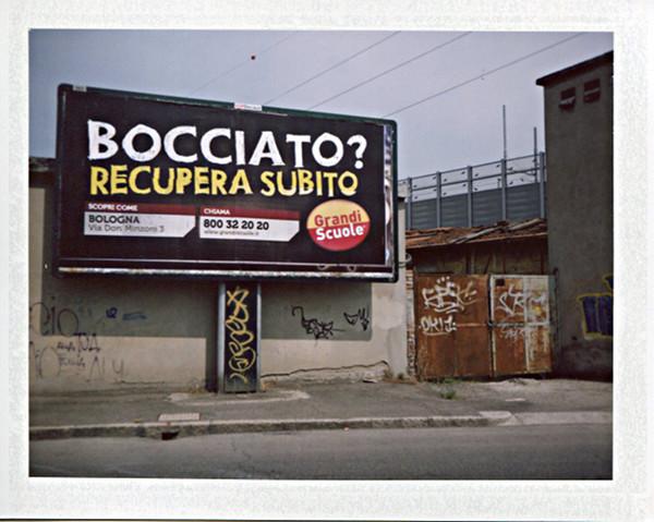 Bologna, via Agucchi, Giugno 2013