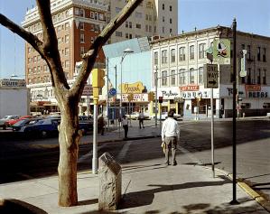 El Paso Street, El Paso, Texas, July 5, 1975 (fonte: http://stephenshore.net)