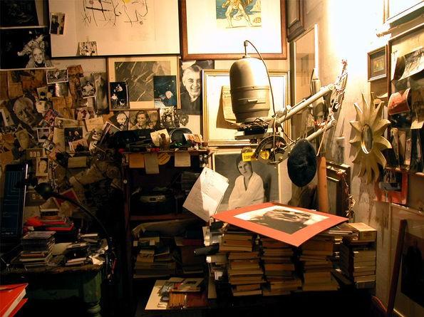 La camera oscura di Mario Giacomelli