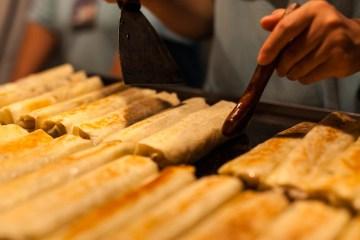 Street food a Pechino