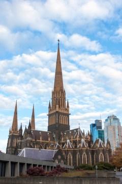 Melbourne - Cattedrale di San Patrizio