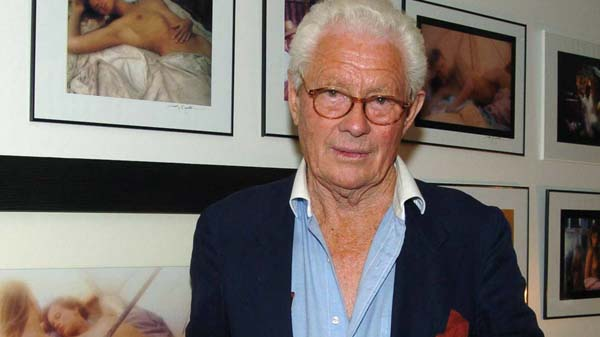 British photographer David Hamilton found dead in Paris