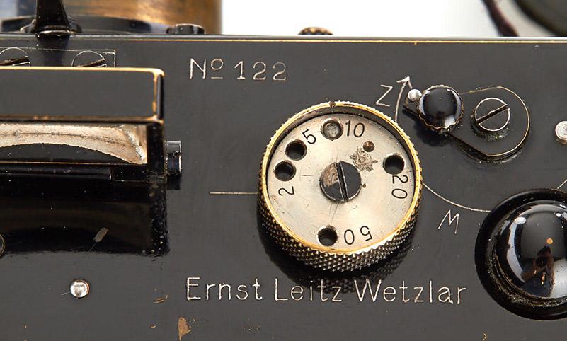 Leica 0 n°122 de 1923