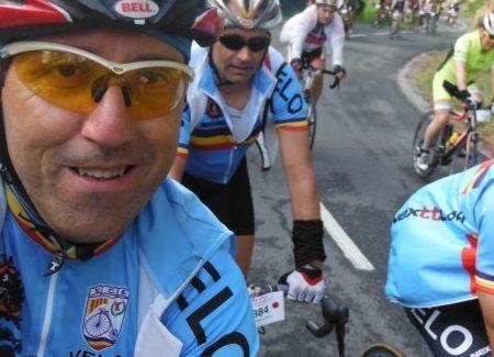 entrenos de ciclismo