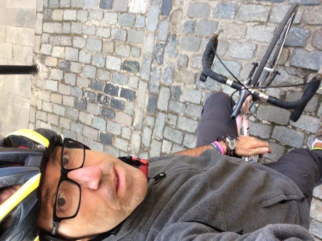 ciclismo urbano por Barcelona