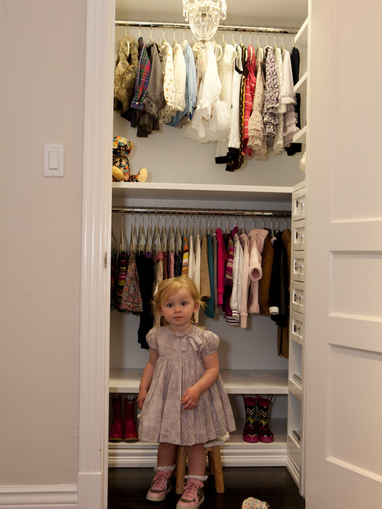 The Girl S White Closet (Los Angeles)