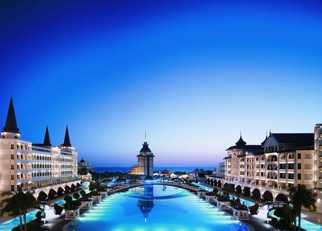 Mardan Palace Luxury Hotel, Antalya Turkey