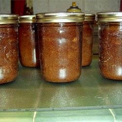 Bread – Banana Nut Bread Baked In A Jar