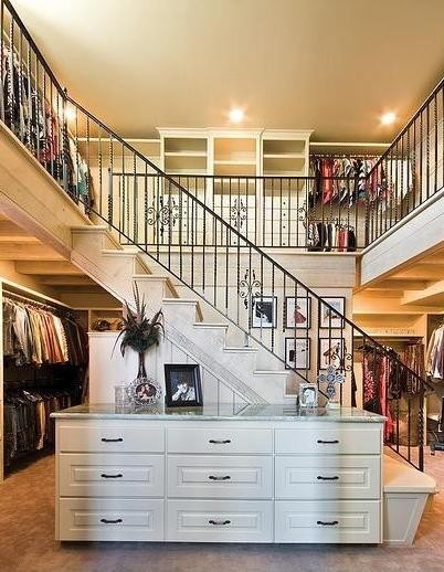 Two Story Closet (Dallas)