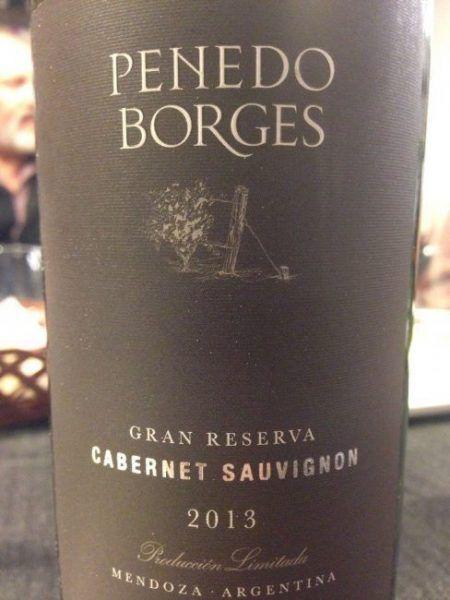 Penedo Borges Gran Reserva Cabernet Sauvignon 2013