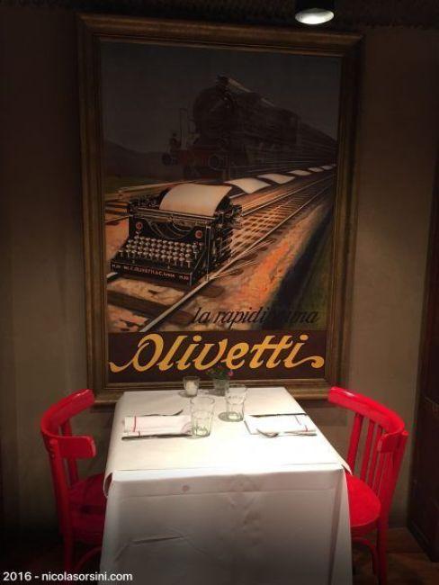Olivetti Trattoría