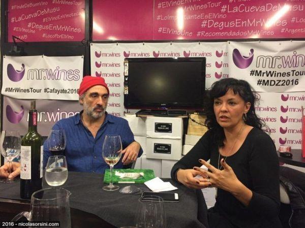 Miguel Repiso y Natalia Paéz hablan sobre los mitos del vino