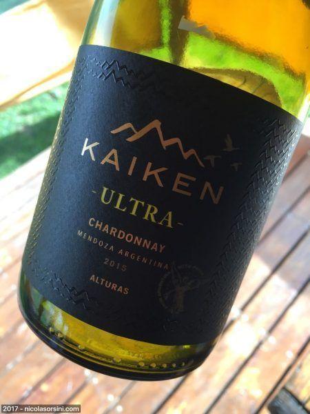 Kaiken Ultra Chardonnay 2015