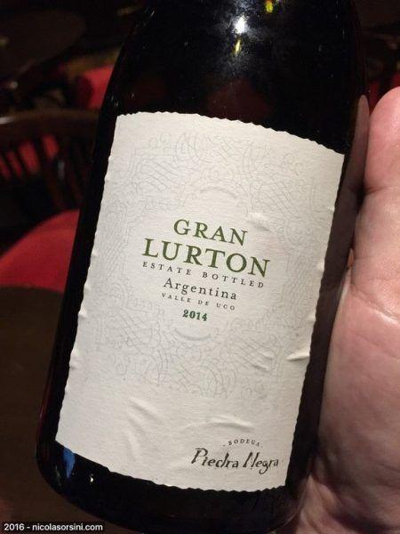 Gran Lurton Blanco 2014