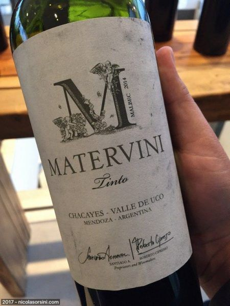 Matervini Tinto Chacayes