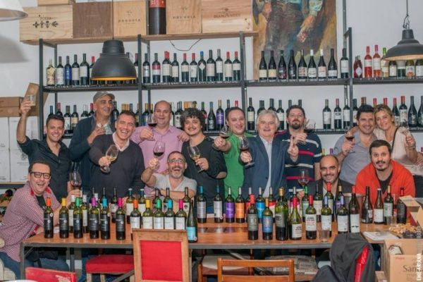 Integrantes de Argentina Wine Bloggers
