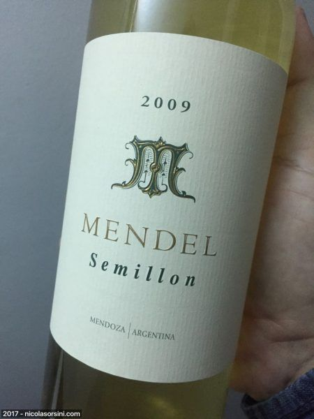 Mendel Semillón 2009