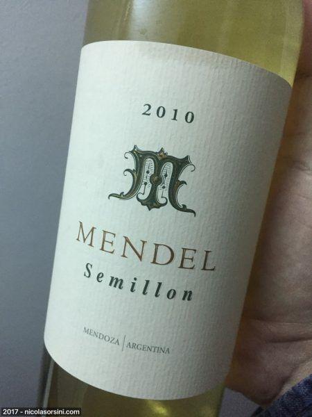 Mendel Semillón 2010