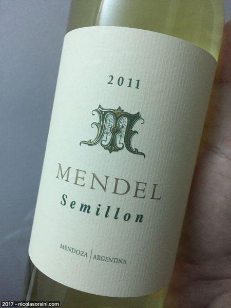 Mendel Semillón 2011