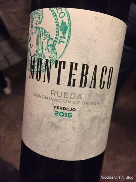 MonteBaco Verdejo 2015