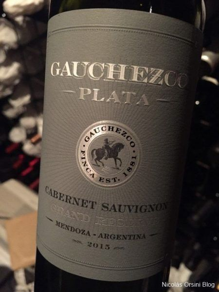 Gauchezco Plata Cabernet Sauvignon