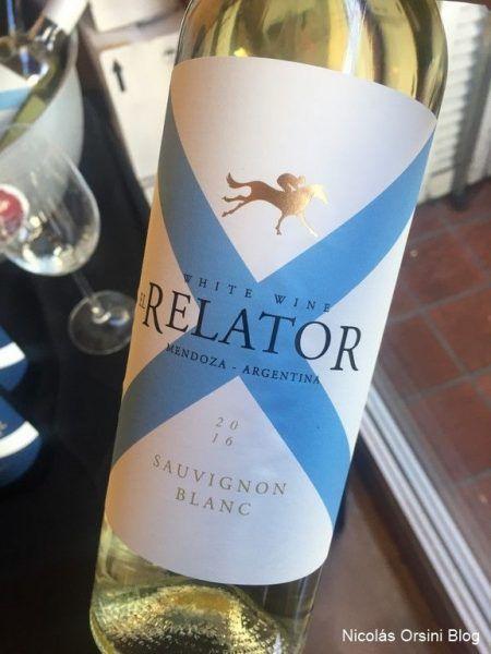 El Relator Sauvignon Blanc 2016