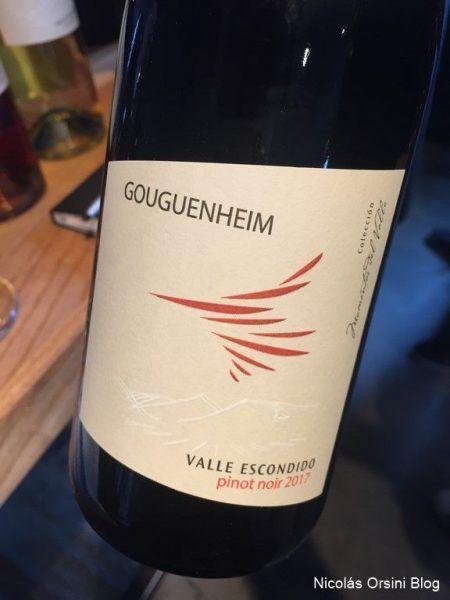 Gouguenheim Pinot Noir