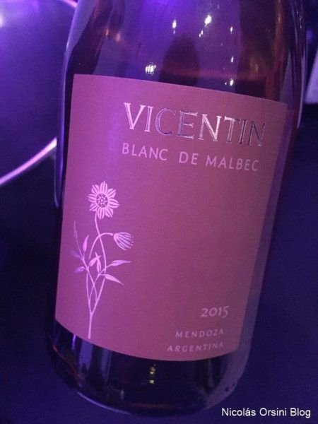 Vicentin Blanc de Malbec 2015