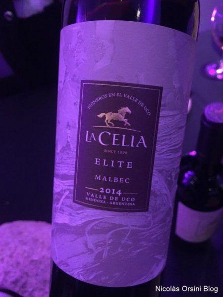 La Celia Elite Malbec 2014